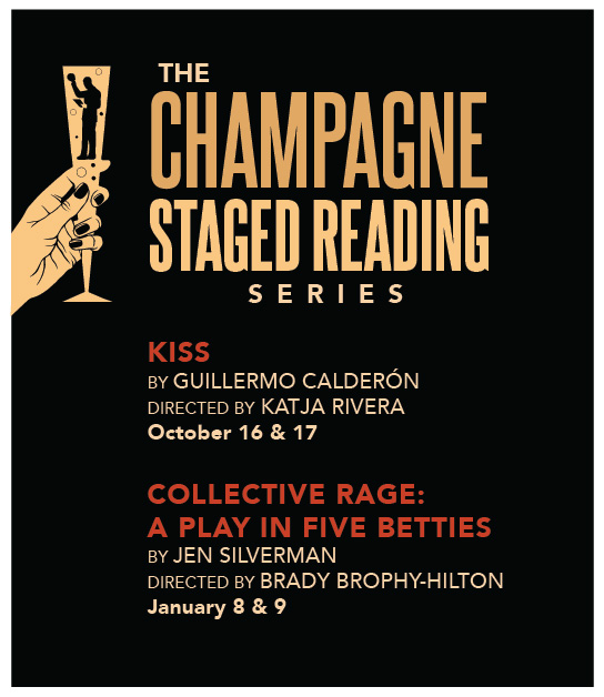 Champagne Staged Reading Series